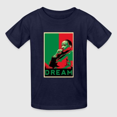 MLK - Kids' T-Shirt