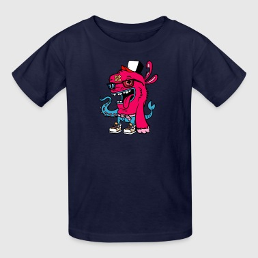 Sea creatures - Kids' T-Shirt