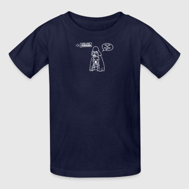 Eddie Izzard Death Star Canteen - Kids' T-Shirt
