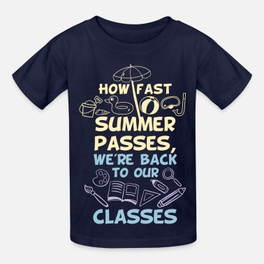 Summer School Summer - Kids' T-Shirt