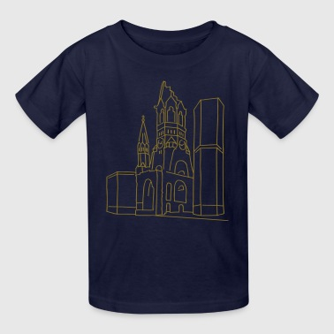Memorial Church Berlin - Kids' T-Shirt