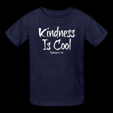 Kindness Is Cool - Kids' T-Shirt