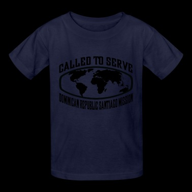 Dominican Republic Santiago Mission - LDS Mission - Kids' T-Shirt
