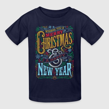 Happy Holidaze - Kids' T-Shirt