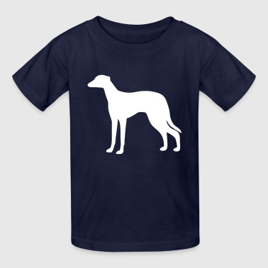 Greyhound Dog - Kids' T-Shirt