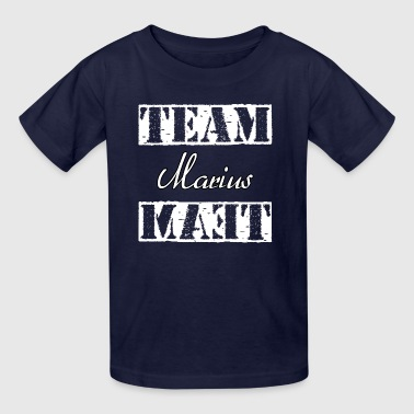 Team Marius - Kids' T-Shirt