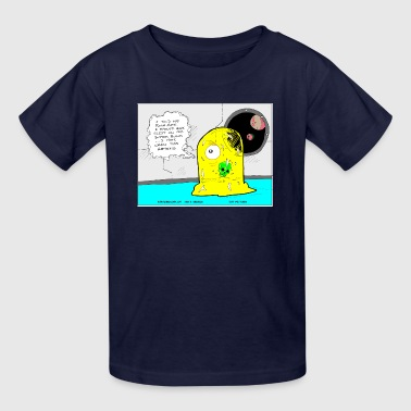Butt Ugly Aliens 01 - Kids' T-Shirt