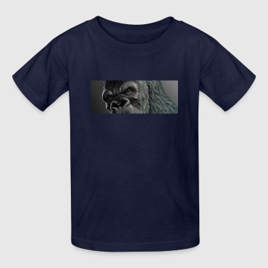 King Kong has and eye on you! - Kids' T-Shirt