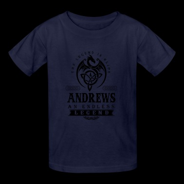 ANDREWS - Kids' T-Shirt