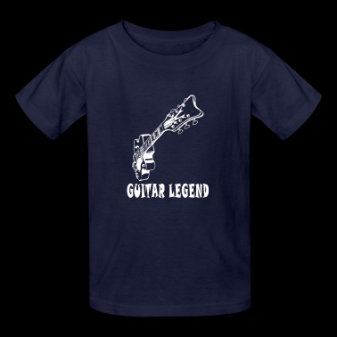 Guitar Legend - Kids' T-Shirt