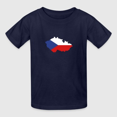 Czech Republic - Kids' T-Shirt