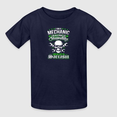I Am A Mechanic T Shirt - Kids' T-Shirt