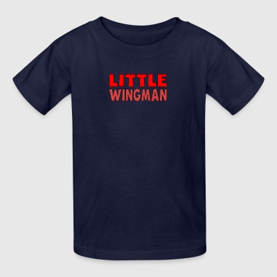 Little Wingman - Kids' T-Shirt