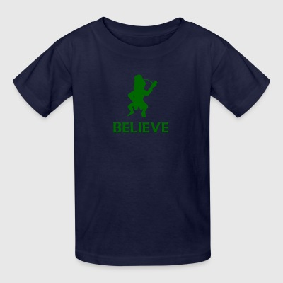 Believe Leprechaun St. Patrick's Day - Kids' T-Shirt