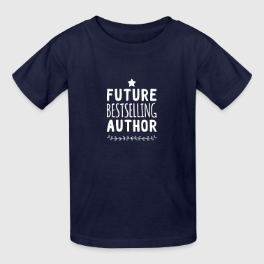 Future best selling author - Kids' T-Shirt