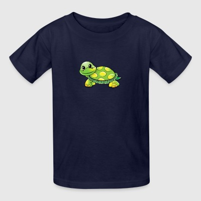 Funny Sweet Turtle - Kids' T-Shirt