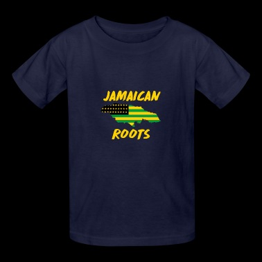 Jamaican Roots designs - Kids' T-Shirt