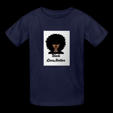 Black lives matter - Kids' T-Shirt