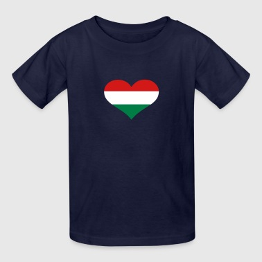 Hungary - Kids' T-Shirt
