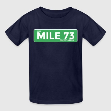 Mile 73 Logo - Kids' T-Shirt