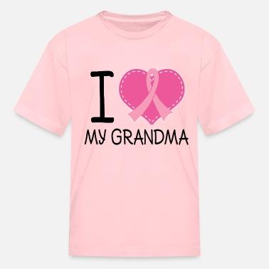 I Love Heart Atlanta Pink Kids T-Shirt
