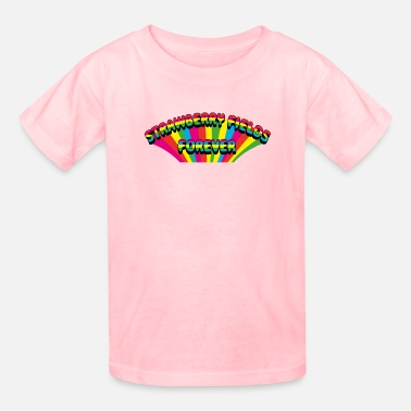 Strawberry Rainbow - Kids' T-Shirt