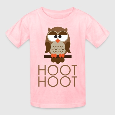 HOOT HOOT - Kids' T-Shirt
