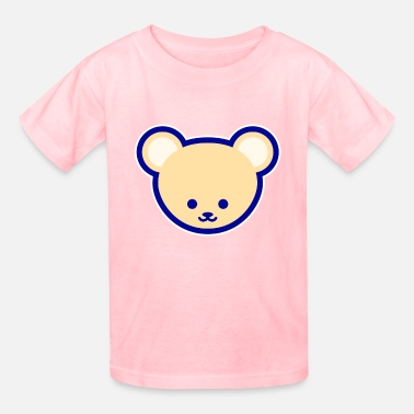 Teddy Cute Teddy Bear Cartoon - Kids' T-Shirt
