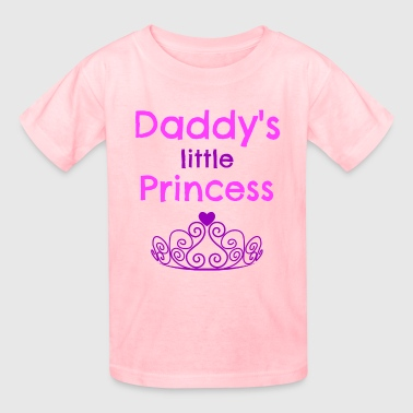 Daddys Little Princess - Kids' T-Shirt