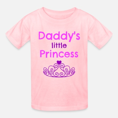 Daddys Daddys Little Princess - Kids' T-Shirt
