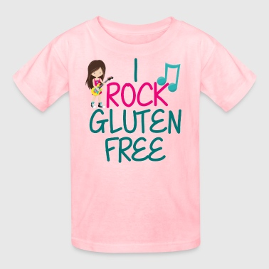 Cute Gluten Free Girl - Kids' T-Shirt