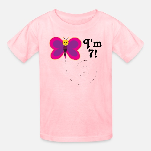 Ninja 7th Birthday T Shirt For 7 Year Olds Shirts Shop Baby