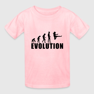 EVOLUTION KARATE - Kids' T-Shirt