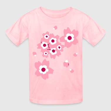Sakura Blossoms - Kids' T-Shirt