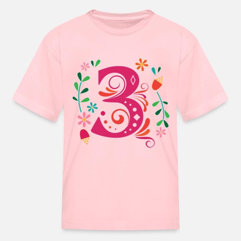 3rd Birthday Girls Party 3 Year Old By Homewiseshopper