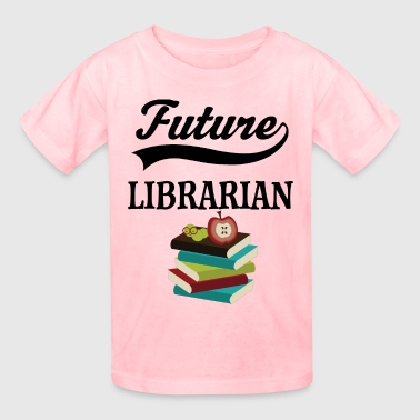 Future Librarian Kids - Kids' T-Shirt