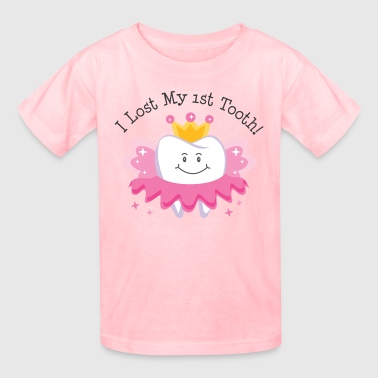 First Tooth Lost my 1st Tooth Girls - Kids' T-Shirt