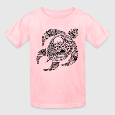 Turtle from South Seas Tees - Kids' T-Shirt