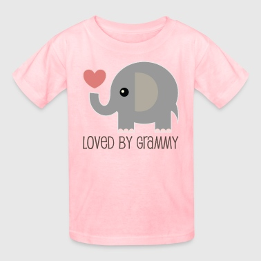 Grammy Grandmother Gift For Grandchild - Kids' T-Shirt
