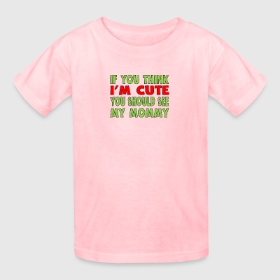 You Should See My Mommy - Kids' T-Shirt