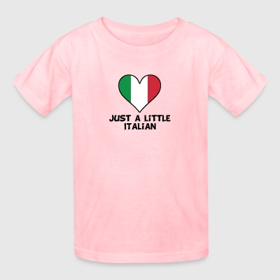 Just A Little Italian - Kids' T-Shirt