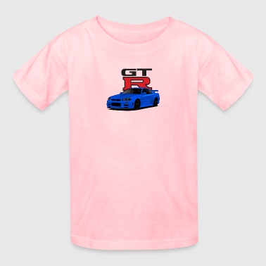 Skyline R34 - Kids' T-Shirt