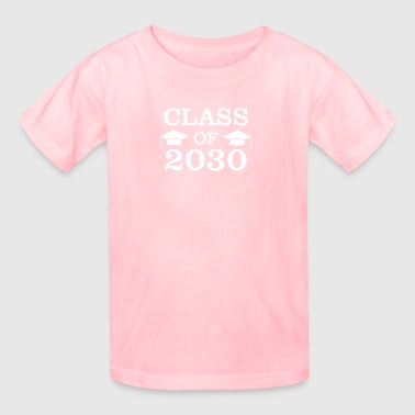 Class Of 2030 Funny Kindergarten Graduation - Kids' T-Shirt