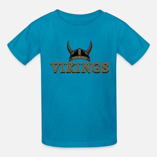 VIKINGS Kids' T-Shirt | Spreadshirt