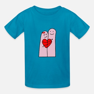 LOVE YOU - Kids' T-Shirt