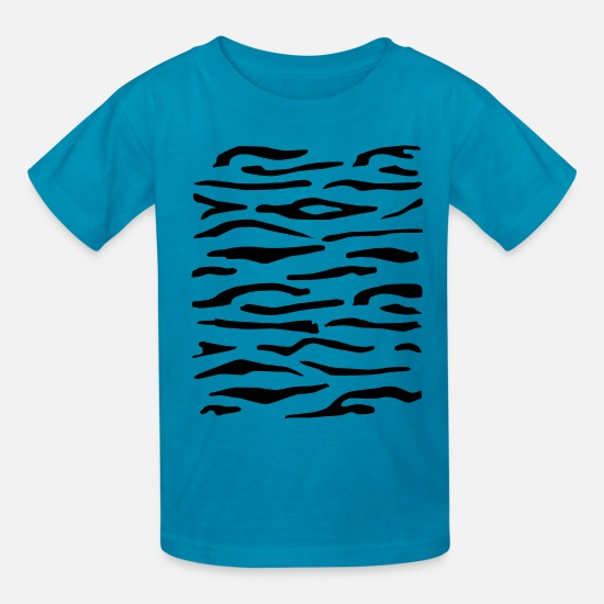 69181d4b2accd7 Tiger Stripes 1 Kids' T-Shirt | Spreadshirt