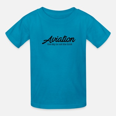 Aviation aviation - Kids' T-Shirt
