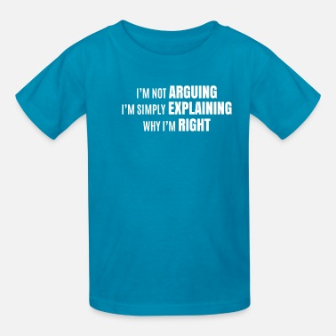 Quotes funny quote - Kids' T-Shirt