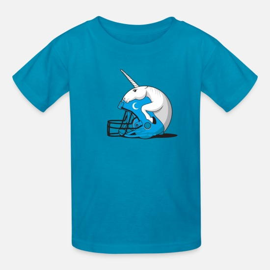 Movie T-Shirts - Fantasy Football - Kids' T-Shirt turquoise