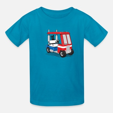 Prime Minimus Prime - Kids' T-Shirt